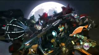 Transformers Prime Theme Song (new, Beast Hunters)