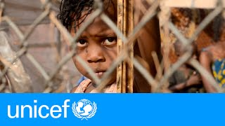 What happens to a child's brain during conflict? | UNICEF
