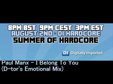 DJ D-tor - DI.FM Summer Of Hardcore 2013