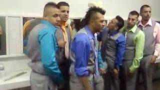 Alacranes Musical Backstage Salem Oregon 2009