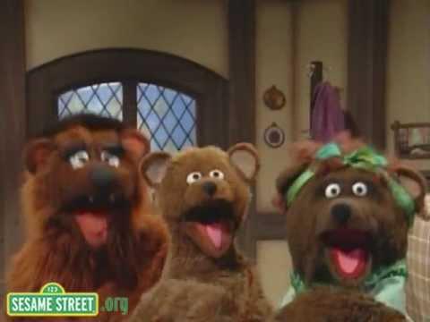 Sesame Street Bears Bears Bears Youtube