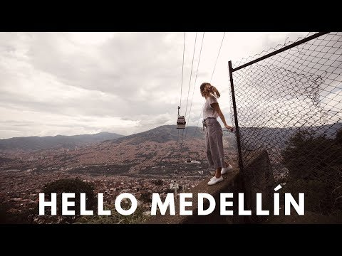 Medellín 2018 - Gefährlich oder innovativ?