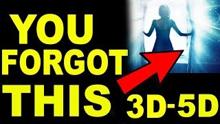Why You Came to Earth From The Higher Dimensions and WHY You Are Here NOW
