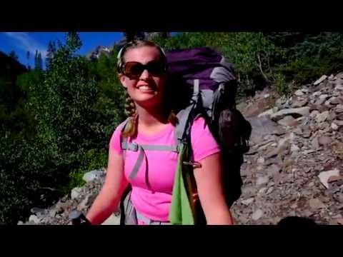 Hiking Colorado:  Maroon Bells Wilderness 8-9-16
