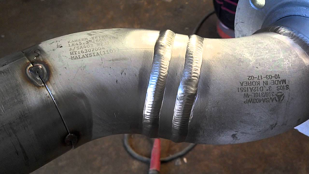 Pipe Welding Test