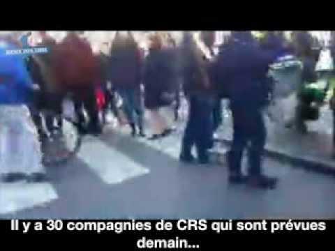"""""""La dictature c'est maintenant !"""" - Reporter d'AIL pris à partie par des antifas pro-IVG"""