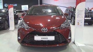 Toyota Yaris 1.5 VVT-iE Luna 5-doors 111 hp 6MT (2018) Exterior and Interior