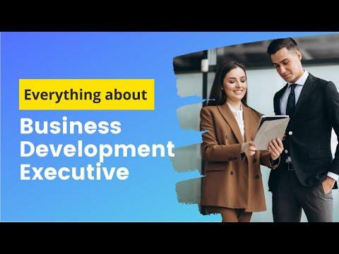 Business Development Executive Job | Fresher Jobs | Salary 15,000+