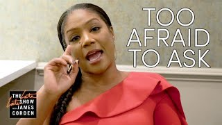 Tiffany Haddish Answers Questions From r/TooAfraidToAsk