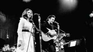 Watch June Carter Cash Sinking In The Lonesome Sea video