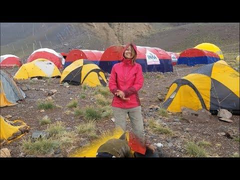Aconcagua Expedition January 2018