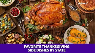 These are the most popular Thanksgiving side dishes by state