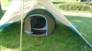 琵琶湖の湖畔でソロキャンプ  #1 thumbnail