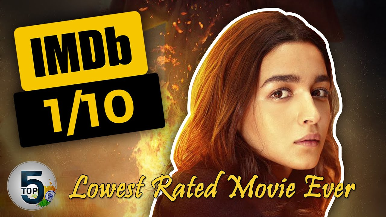 Download 5 Lowest IMDb rated Bollywood Movies that had your favourite stars