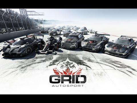 Grid Autosport PC Videoteszt - GameTeVe