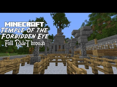 Minecraft: Indiana Jones and the Temple of the Forbidden Eye, Full