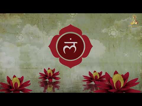 Root Chakra Seed Mantra Meditation - Lam Vedic Chants