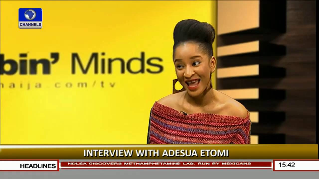 Download Interview With Adesua Etomi Pt.1