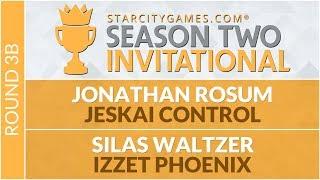 SCGINVI Round 3b Jonathan Rosum vs Silas Waltzer Modern