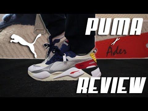 PUMA (rsx) X Ader Error Review! (after