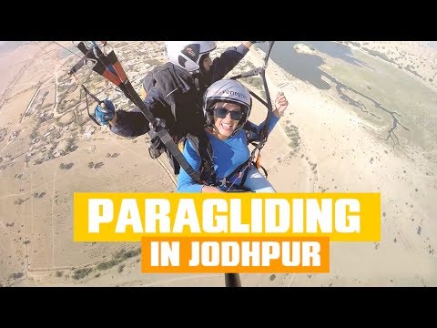 SkyVentures® : Paragliding adventure in Rajasthan India