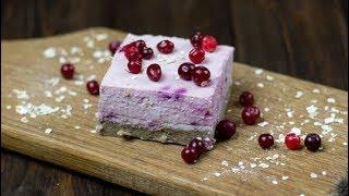 Творожно-овсяный пирог Диет чиз пай рецепт в домашних условиях