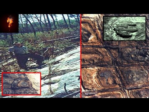 Ancient Alien Spaceship Found In Oklahoma?