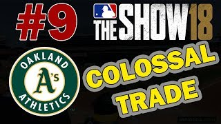FRANCHISE ALTERING TRADE | OAKLAND A