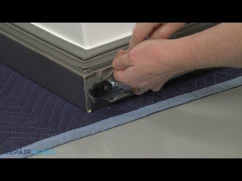 Refrigerator Lower Door Closing Cam - Whirlpool Barracuda Refrigerator (Model WRS325FDAM04)