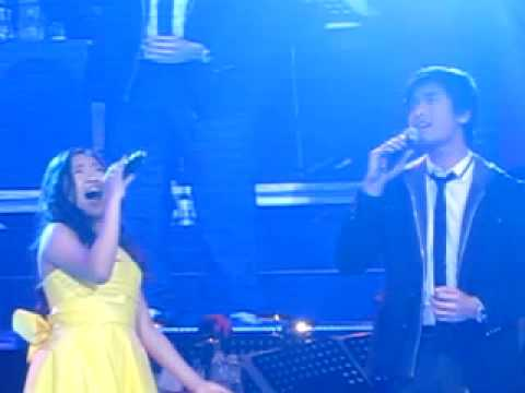 Charice Concert, The Prayer with Christian Bautista, Roilo Golez video 27 June 2009