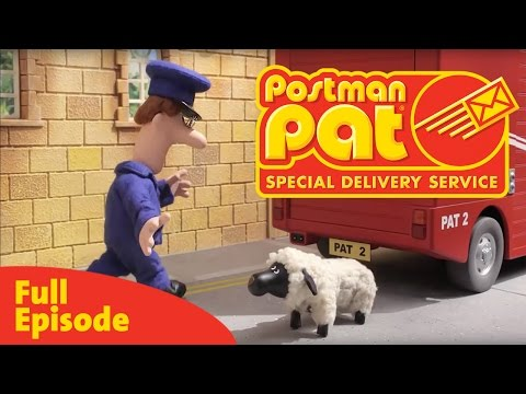 Postman Pat | The Cheeky Sheep | Postman Pat Full Episodes