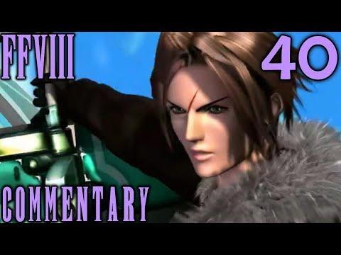 Final Fantasy VIII Walkthrough Part 40 - Saving Rinoa & Entering Galbadia Garden