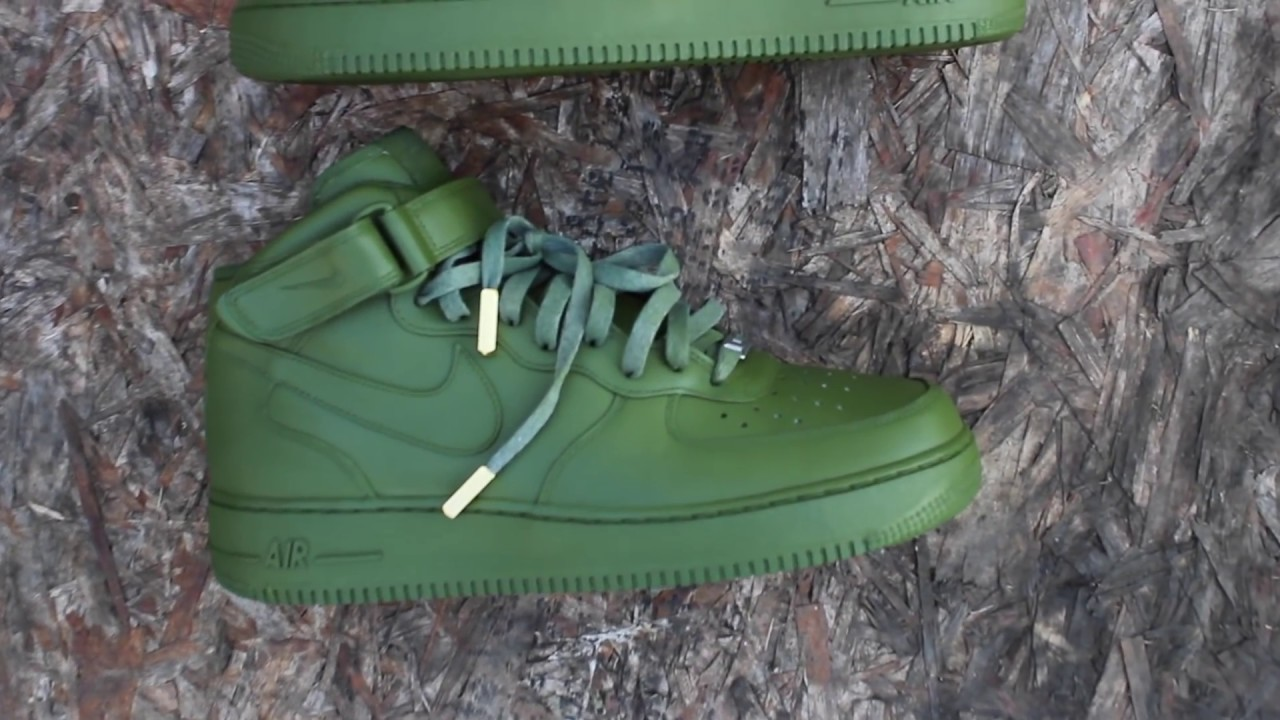 d2905bfcea5 Custom Nike Air Force 1 Mid