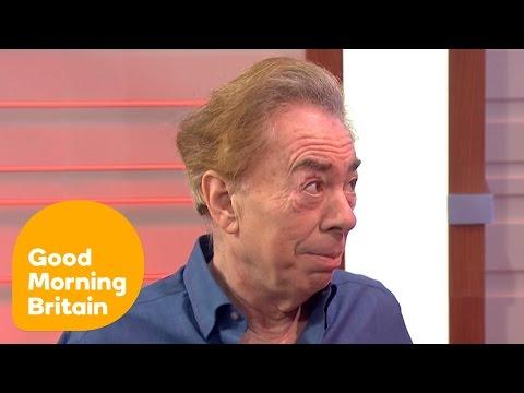 Andrew Lloyd Webber Explains Where He Gets His Musical Ideas   Good Morning Britain