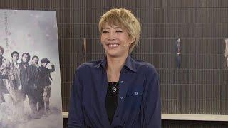 柚希礼音の主演ミュージカル「バイオハザード ~ヴォイス・オブ・ガイア...