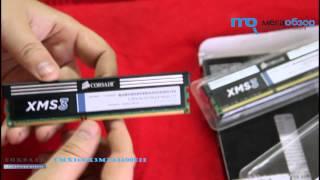 Обзор Corsair XMS3 1600Mhz CL11