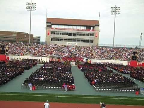 Geno TV, Cornell School of Veterinary Medicine Graduation, 2012