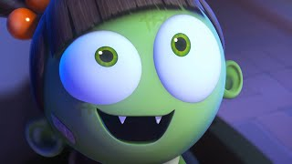 Spookiz  Zombie Turns Into A Vampire  스푸키즈  Funny Cartoon  Kids Cartoons  Videos For Kids