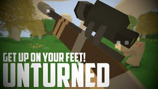 GET UP ON YOUR FEET! • A Guide to Unturned 3.0 PVP