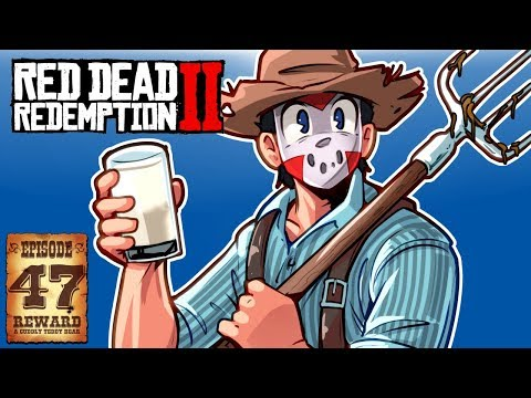 THE FARM LIFE FOR JOHN MARSTON - RED DEAD REDEMPTION 2 - Ep. 47!