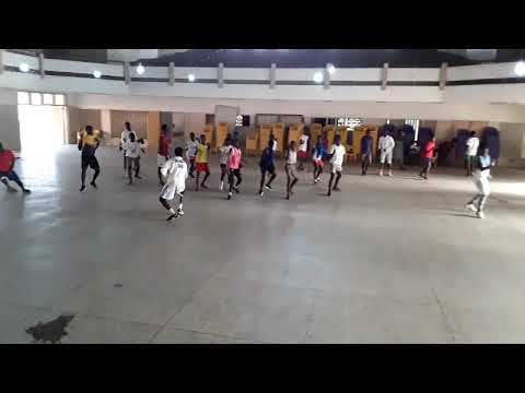 Ghana Fencing team intensifies training ahead of the Africa Junior Cadet Fencing Championship