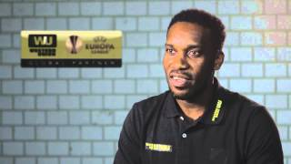 Jay Jay Okocha world cup 2014 interview