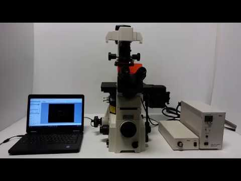 NIkon Eclipse TE2000-U Inverted Microscope Pred. to Ti-U TI2 - 11792