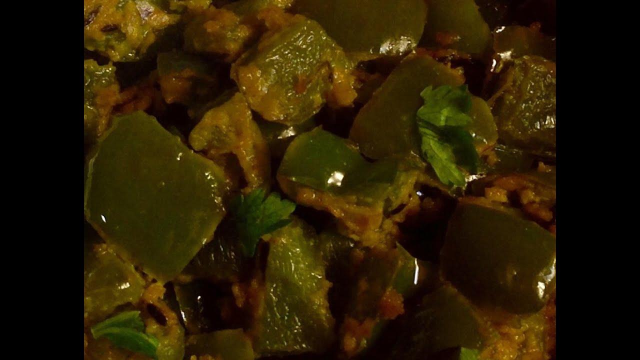 Quick capsicum besan ki sabzi without onion and garlic recipe youtube forumfinder Images