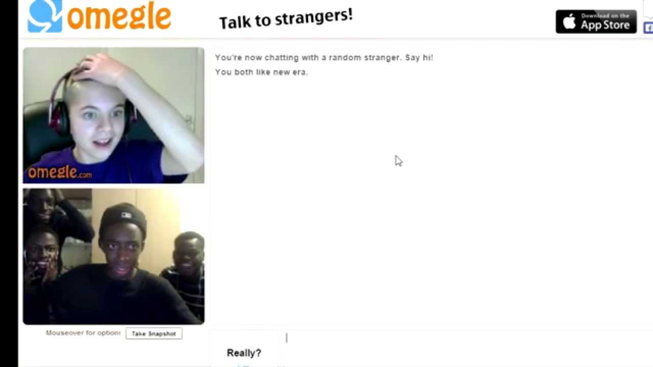 Random Omegle Challenges With Jess