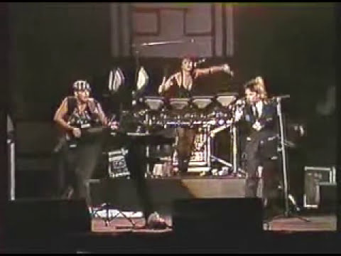 What´s on your Mind - Information Society Live 1989