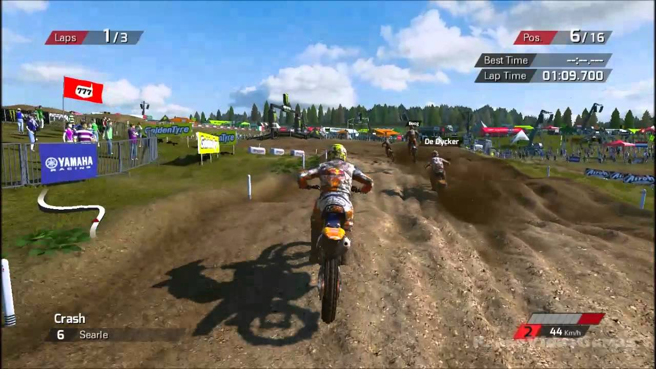 MXGP The Official Motocross Videogame PC Game Full Version