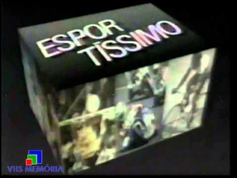 Abertura Esportíssimo - Rede Manchete (1990)
