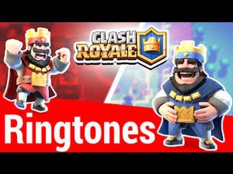 Clash Royale ringtones for download High Quaility