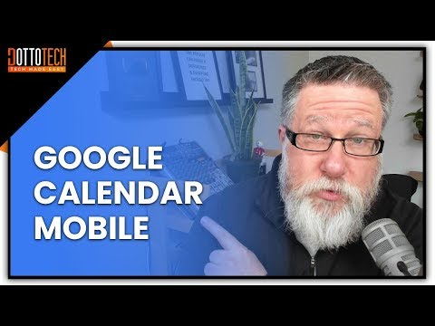 Master Google Calendar For Mobile 2018 With This Killer Tutorial